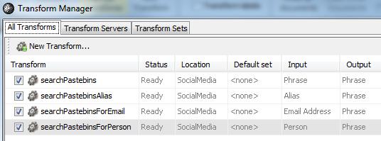 Quick Tip: Pastebin Monitoring & Recon - SANS Internet Storm Center