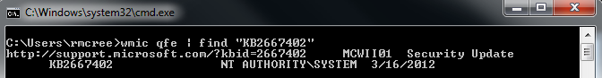 MS12-020 RDP vulnerabilities: Patch, Mitigate, Detect - SANS