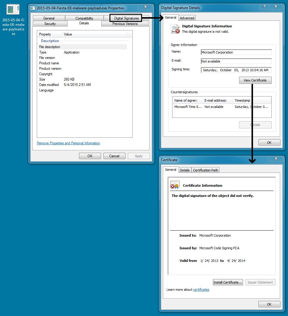 Traffic pattern change noted in Fiesta exploit kit - SANS