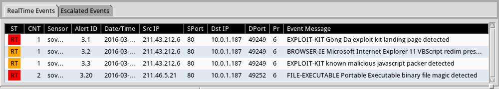 Recent example of KaiXin exploit kit - SANS Internet Storm