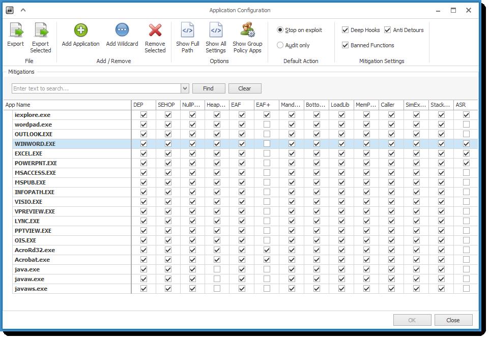 InfoSec Handlers Diary Blog - VBA Shellcode and EMET