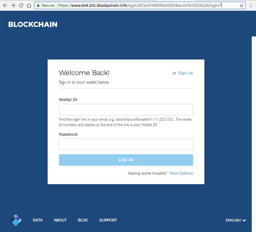 Cryptocurrency-themed phishing emails - SANS Internet Storm