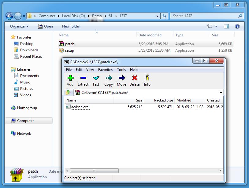 InfoSec Handlers Diary Blog - Quick analysis of malware
