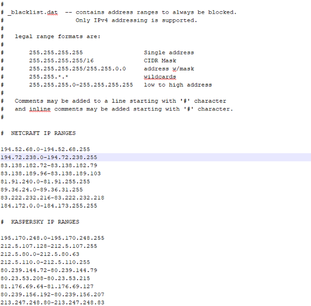 Identifying a phisher - SANS Internet Storm Center
