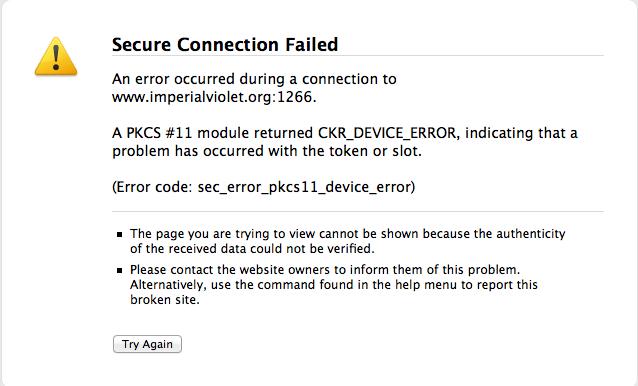IOS SSL vulnerability also present in OS X - SANS Internet Storm Center