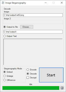 Steganography in Action: Image Steganography & StegExpose - SANS