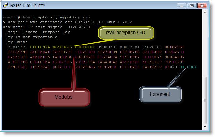SSH Fingerprints Are Important - SANS Internet Storm Center