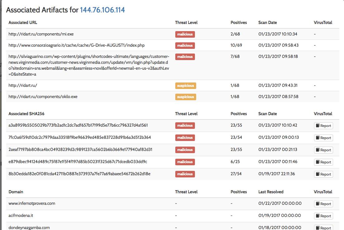 Malicious Office files using fileless UAC bypass to drop