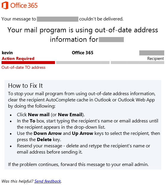 InfoSec Handlers Diary Blog - Phishing Attack Through Non-Delivery
