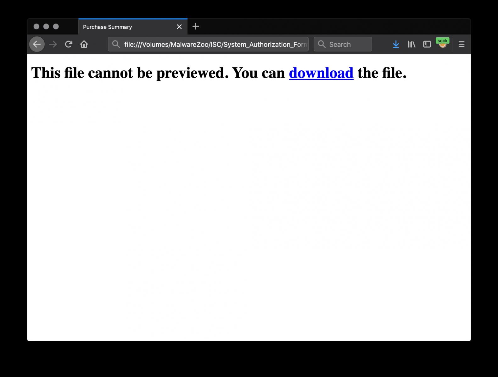 Interesting JavaScript Obfuscation Example - SANS Internet Storm Center