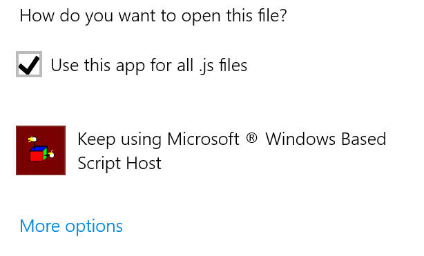 Controlling JavaScript Malware Before it Runs - SANS