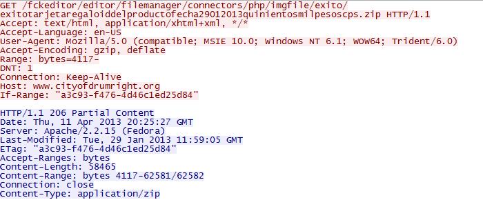 Malware Location