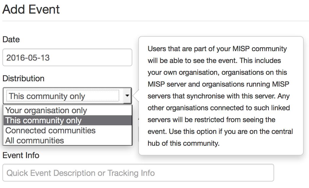 MISP - Malware Information Sharing Platform - SANS Internet