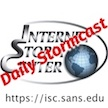 Internet Storm Center (ISC) Stormcast